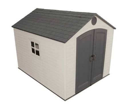 6405 Lifetime 8x10 shed