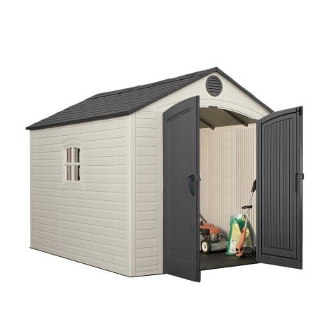 sc 1 st  Zacs Garden & The Pros and Cons of a Plastic Shed - Zacs Garden