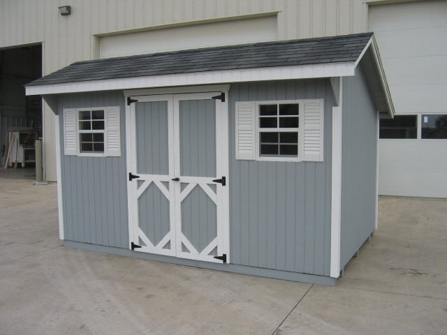 10 of the Best Storage Sheds for the Money