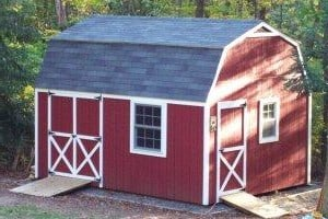 Build your own shed