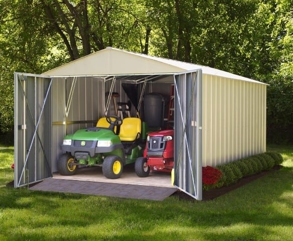 Storboss Mountaineer MHD Storage Shed Review