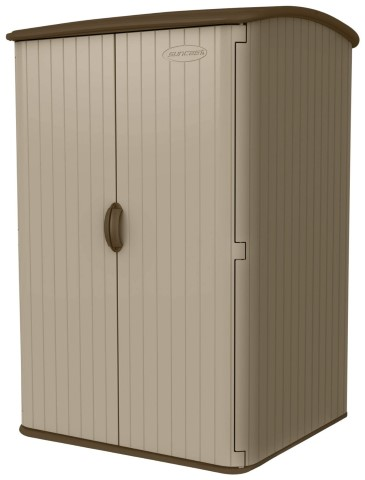 Suncast Horizontal Storage Shed Review