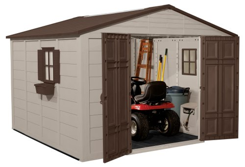 10×10 Suncast Storage Shed Review