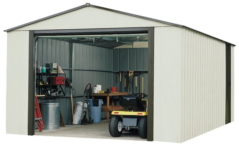 Vinyl Coated Murryhill Shed