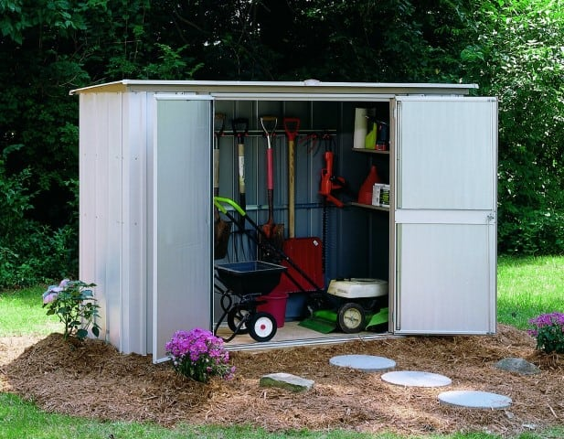 10 Practical Solutions For Your Motorcycle Shed Zacs Garden