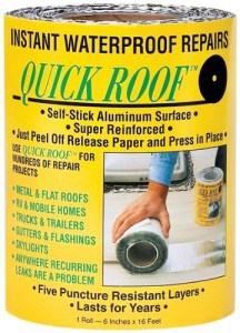 Cofair Aluminium quick roof tape