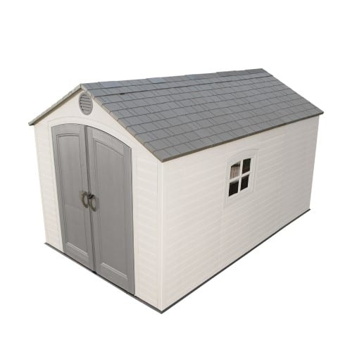 Lifetime 8x12 shed