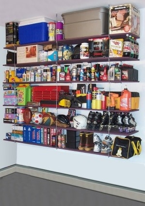 quickshellf_deep_ceiling_mount_shelving_unit
