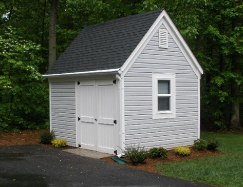 Shed plans 8x12