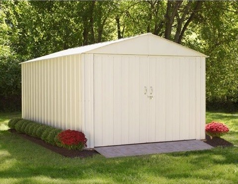 Storboss Mountaineer MHD Storage Shed Doors Closed