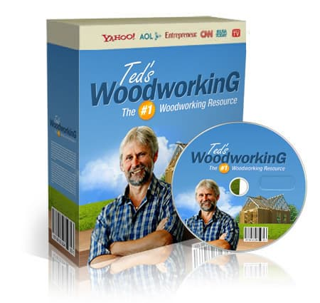 Ted's Woodworking - Shed Plans