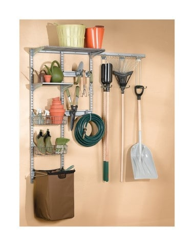 Triton Products 1660 Storability Shed Wall Mount Storage System