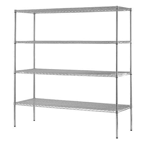 sandusky_heavy_duty_wire_shelving