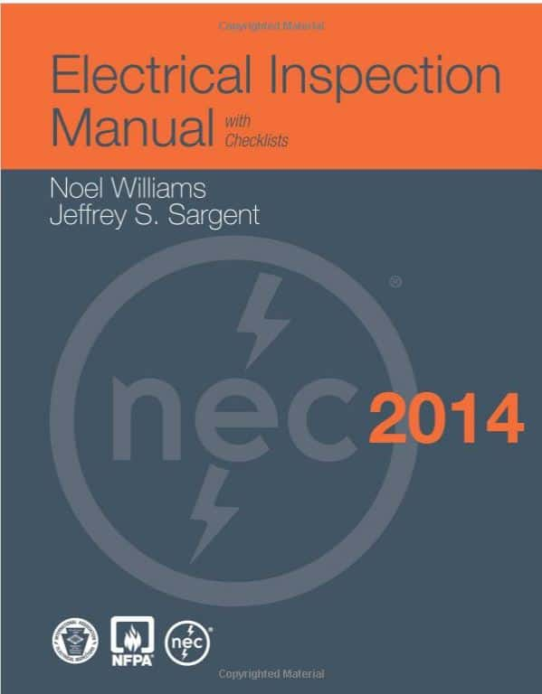 Electrical Inspection Manual - NEC 2014