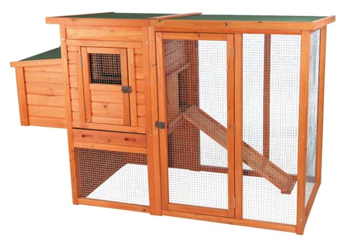 Trixie chicken coop with run