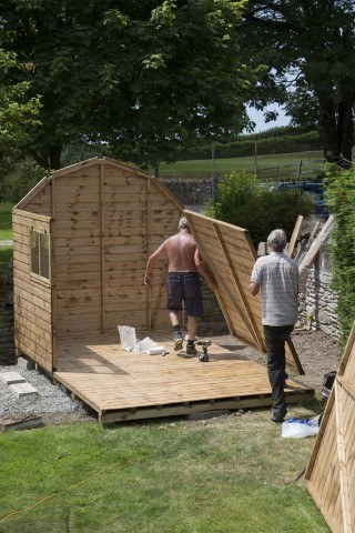 Firewood Shed Designs From All Over The World