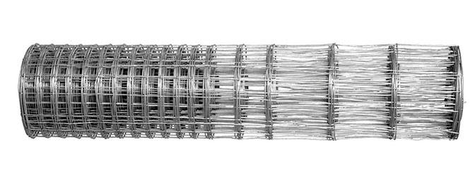 Rabbit wire fence can be also used in chicken cages as extra protection