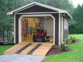 shed door designs - inside