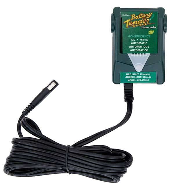 Green Lithium Junior Battery Charger