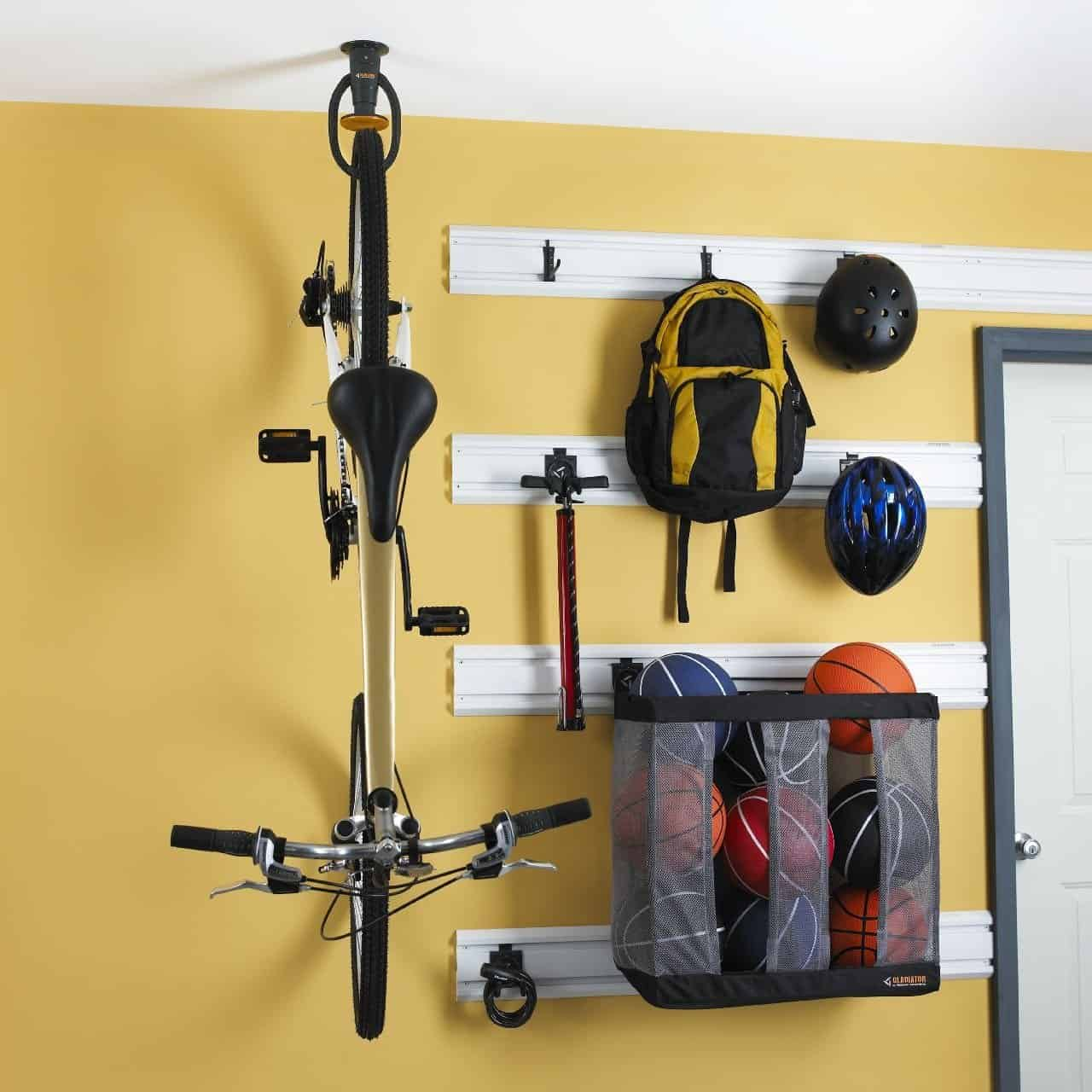 Gladiator Claw Bike Storage
