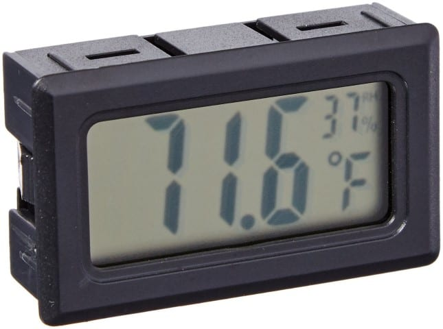 hygrometer for chicken egg incubator