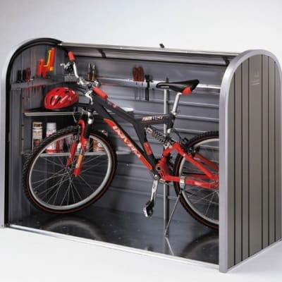 21 Secure Bike Shed Ideas From Around The Globe