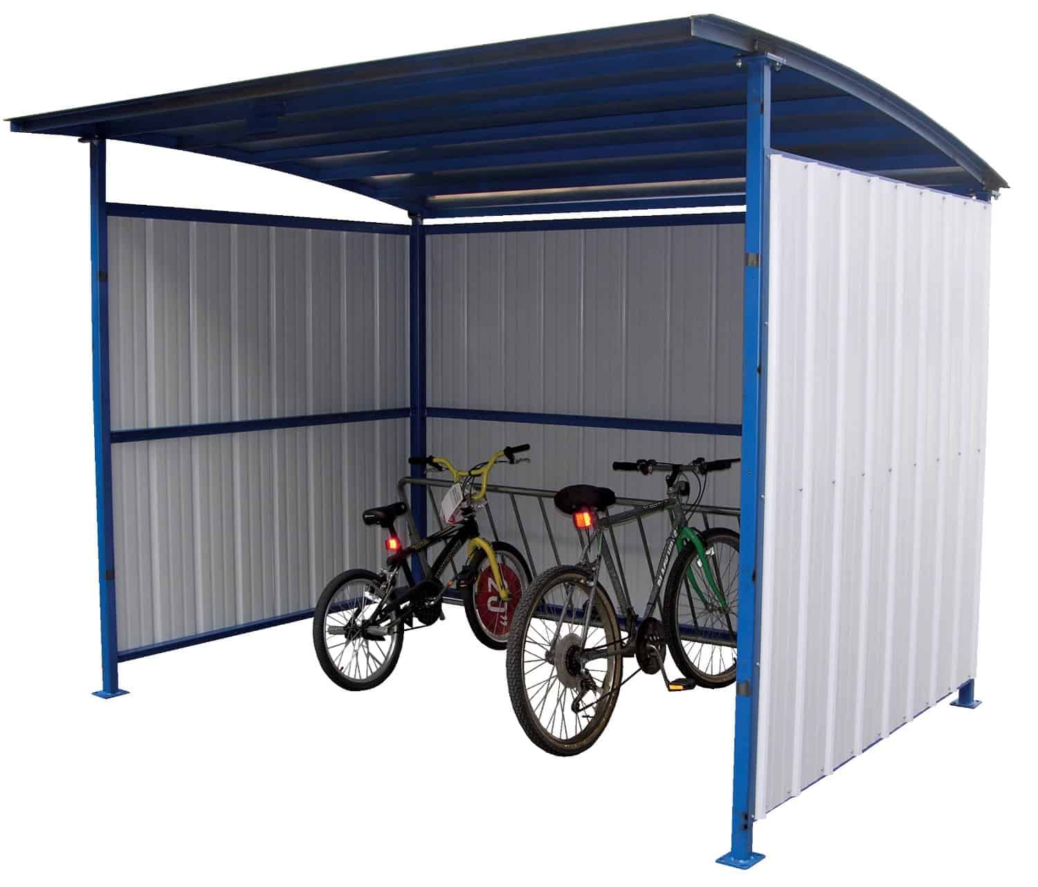 vestil_multi_bicycle_storage_shelter