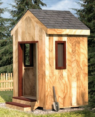 If You Are Looking For A Super Easy To Build 6 X Garden Shed Then These Plans Might Be Just What Need