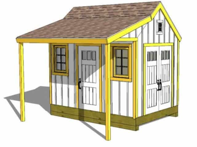 44 FREE DIY Shed Plans To Help You Build Your Shed Garage Plans With Porches Colonial House on colonial house floor plans, brick houses with porches, homes with small porches, colonial houses with attached garage, southern living home plans with porches, basic ranch houses with porches, southern style homes with porches, country houses with porches, colonial home porches, two-story homes with porches, southern colonial porches, single story houses with porches, modern country homes with porches, colonial southern house, houses without porches, cottage plans with porches, coastal home plans with porches, colonial house designs, colonial houses 1600s,
