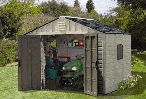 Keter Stronghold Shed