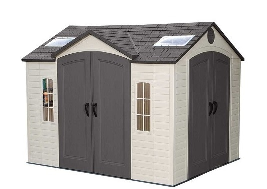 Lifetime 60001 Shed