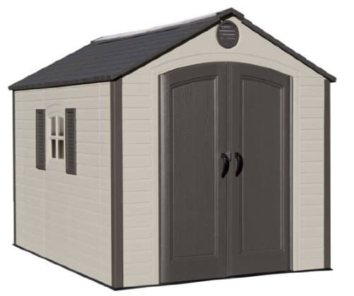 lifetime outdoor shed 60056