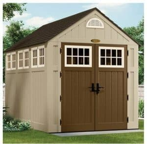 Which Brand of 10 x 8 Plastic Shed is Best for You? - Zacs