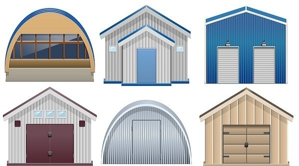 Shed Roof Pitch Examples
