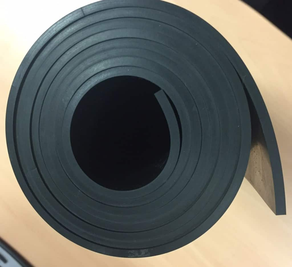 EPDM Rubber Roofing sheet