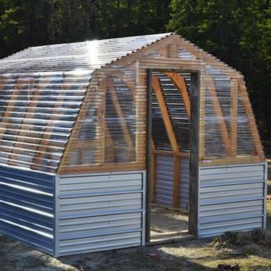 Simple Shed Design
