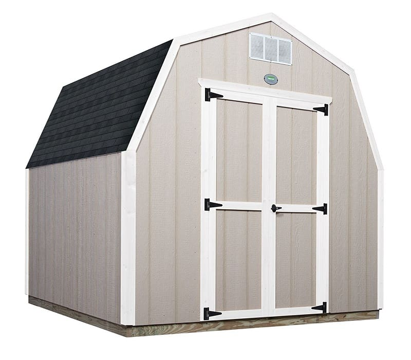 Best Motorcycle Shed - Backyard Discovery Ready Shed Barn