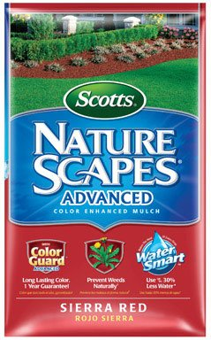 Scotts 88452795 Nature Scapes Color Enhanced Mulch