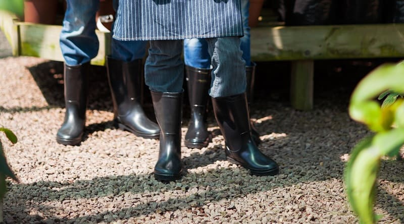 Best Garden Shoes - Nursery Workers Footwear