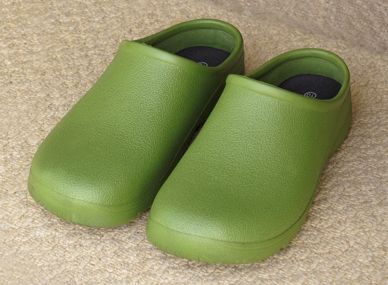 Best Garden Shoes - Rubber Clogs