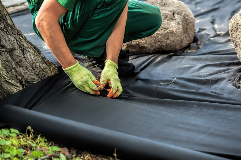 The Truth About Landscaping Fabric And 6 Other Easy Ways To Prevent