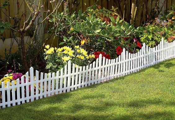 13 Examples of Cheap Landscaping Edging Ideas – Easy Enough