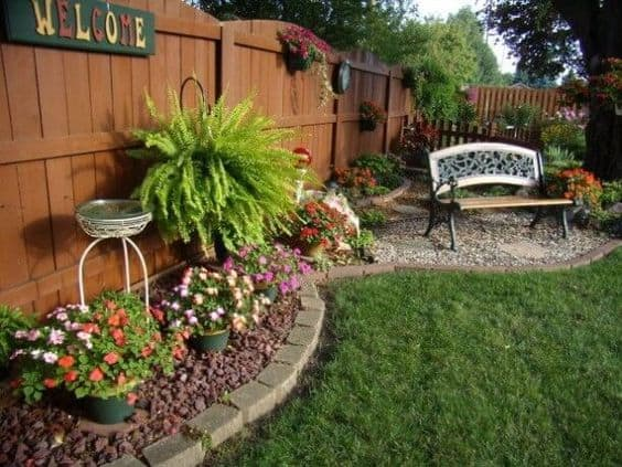 Landscaping Ideas for Small Backyard - Zacs Garden on Small Landscape Garden Design  id=93816