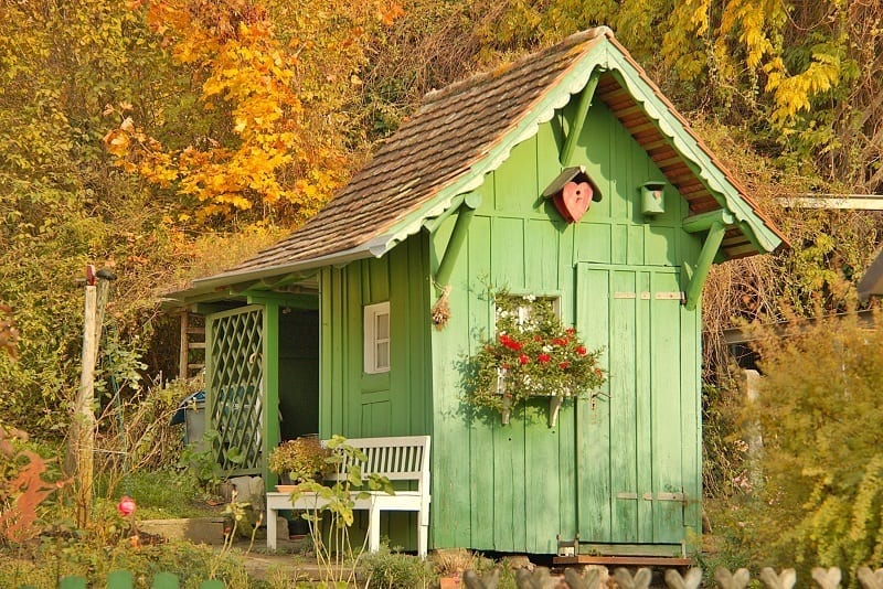 Simple Shed Design Ideas