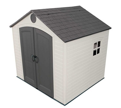 Lifetime 6411 Outdoor Storage Shed