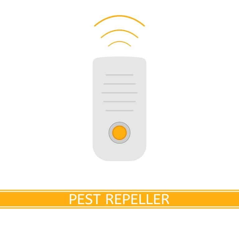 Ultrasonic Pest Repeller Image