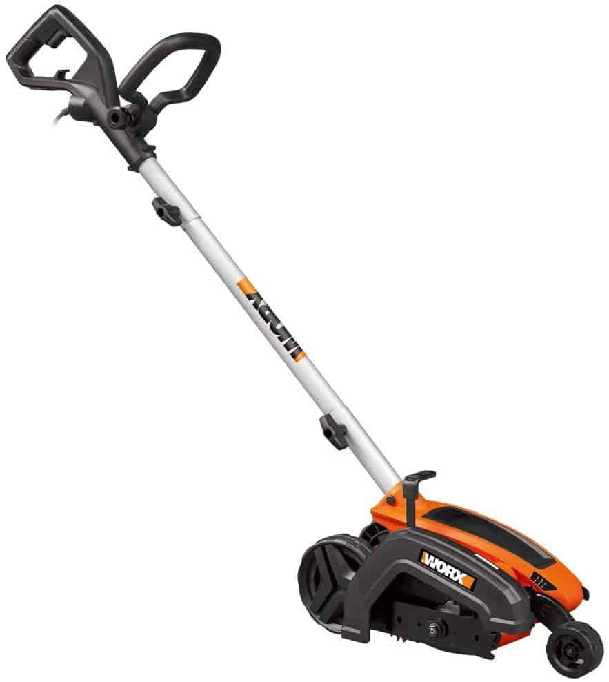 """WORX WG896 12 Amp 7.5"""" Electric Lawn Edger & Trencher"""