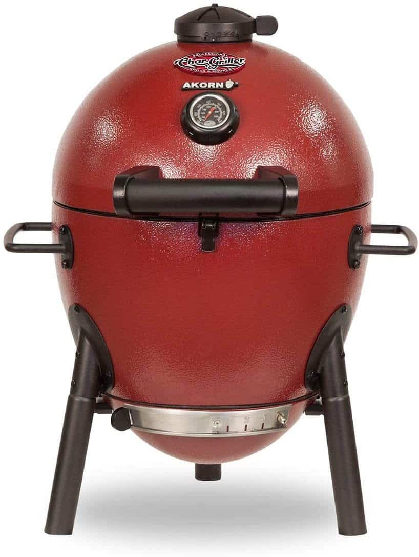 Char-Griller Charcoal Grill - Front