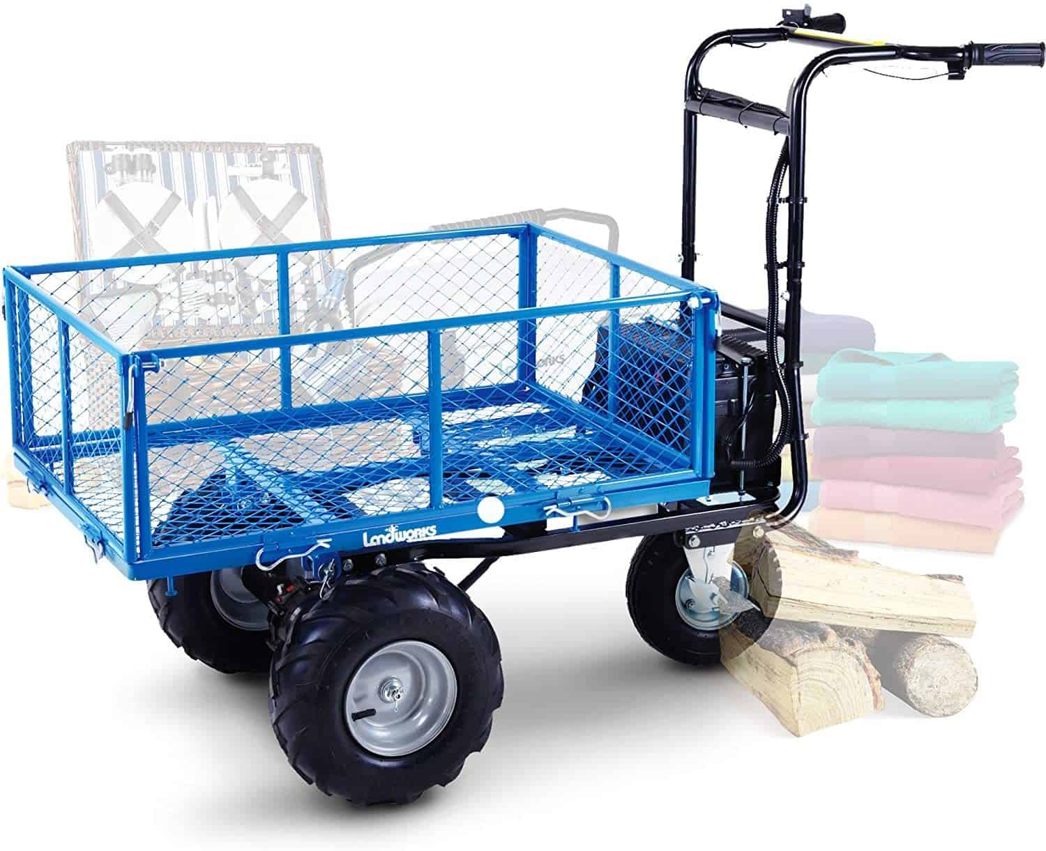 Landworks Electric Utility Cart