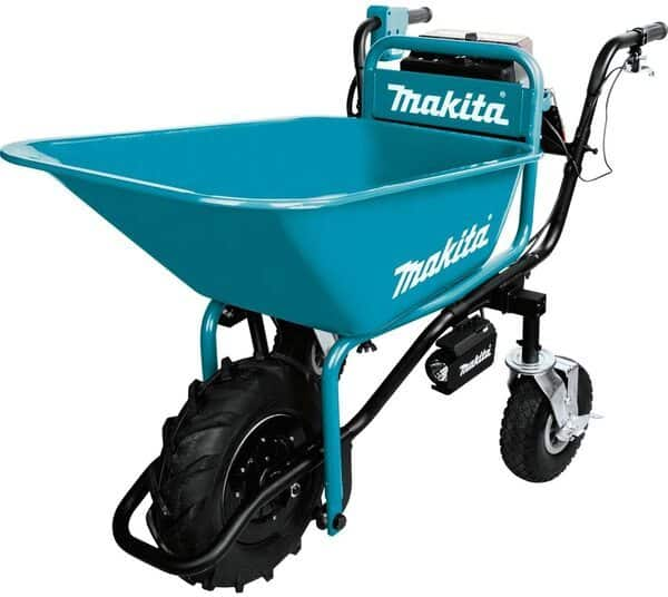 Makita Electric Wheelbarrow